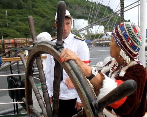 """La Fragata rusa """"Pallada"""" visita Canadá y EEUU - Sputnik Mundo"""