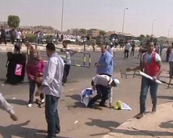 Cientos de manifestantes exigen juicio público contra Hosni Mubarak - Sputnik Mundo