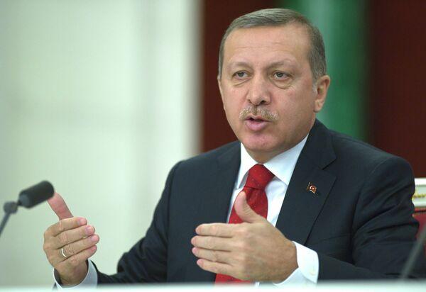 Recep Tayyip Erdogan - Sputnik Mundo