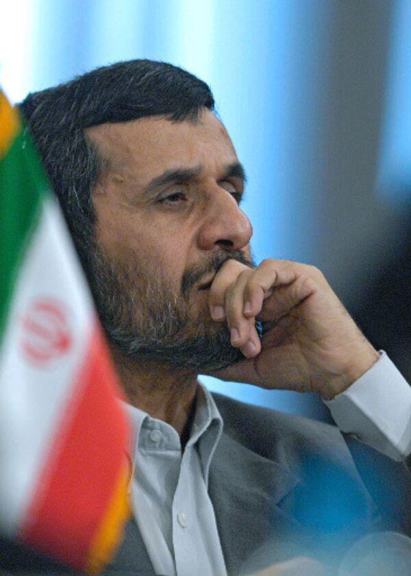 Mahmud Ahmadineyad - Sputnik Mundo