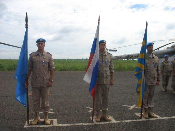Rusia puede retirar su escuadrilla aérea que participa en misión de paz en Sudán del Sur - Sputnik Mundo