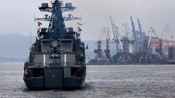 """UE prorroga hasta el 2014 misión naval """"Atalanta"""" para combatir la piratería en el Golfo de Adén - Sputnik Mundo"""