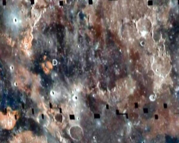 La Luna es más rica en titanio que la Tierra  - Sputnik Mundo