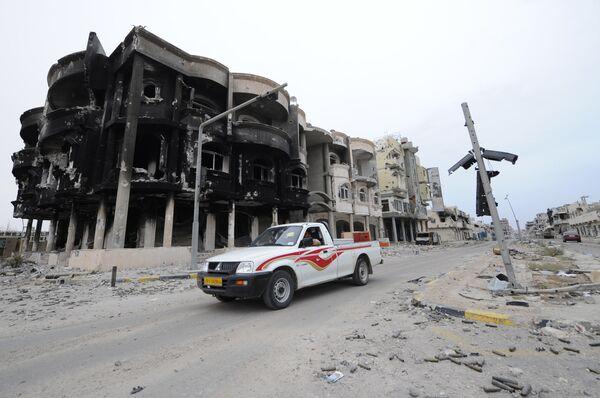 Rusia destinará US$7 millones de ayuda humanitaria a Libia - Sputnik Mundo