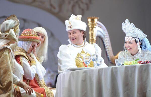"""El Teatro Bolshoi estrena la nueva versión de la ópera """"Ruslán y Liudmila"""" - Sputnik Mundo"""
