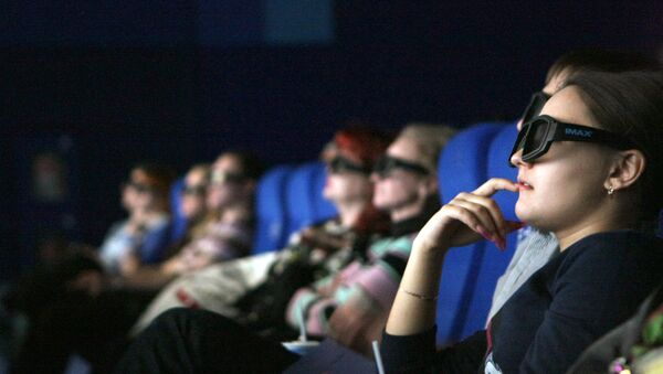 Cine en Moscú - Sputnik Mundo