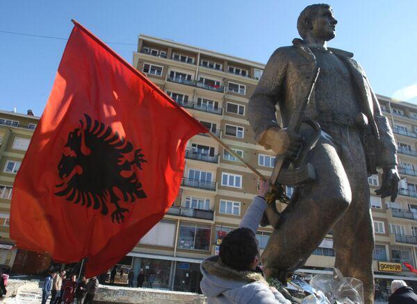 Serbios del norte de Kosovo responderán si confían o no en Pristina en plebiscito de 15 de febrero - Sputnik Mundo