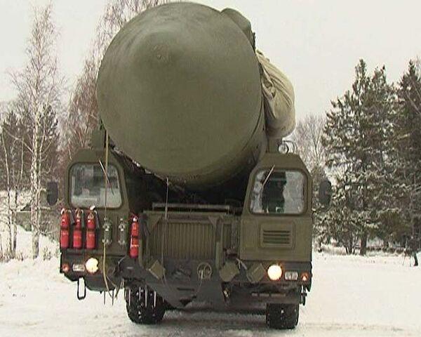 """Misiles """"Yars""""  imbatibles a cualquier escudo antimisil en servicio operacional en Rusia  - Sputnik Mundo"""