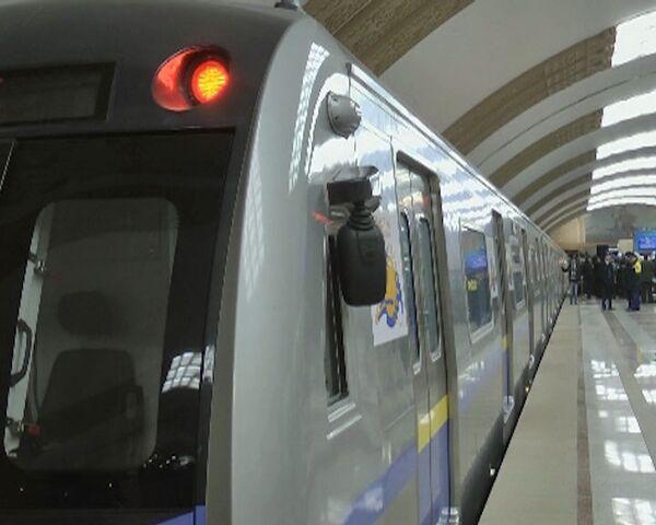Inauguración del primer metro en Kazajstán - Sputnik Mundo