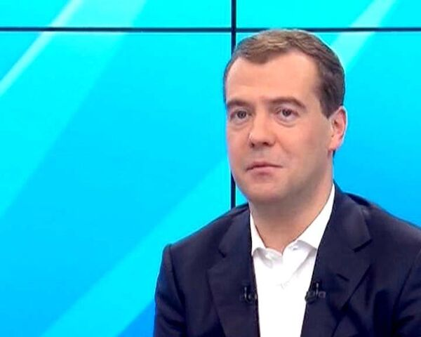 Medvédev ordena anular prohibición de contratación laboral para discapacitados  - Sputnik Mundo