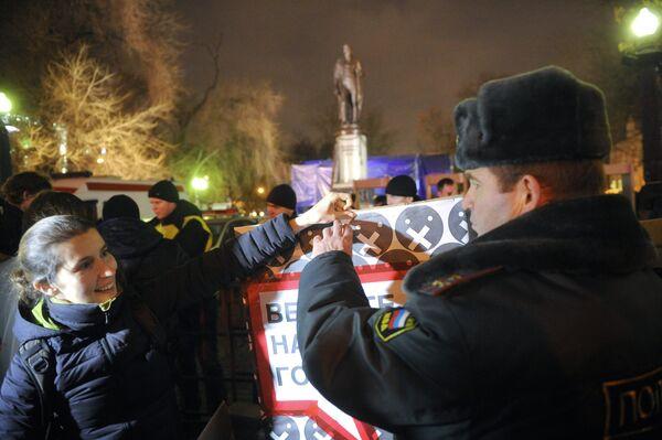 Ciudadanos rusos quieren que las autoridades les hagan caso - Sputnik Mundo