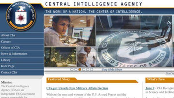 CIA - Sputnik Mundo