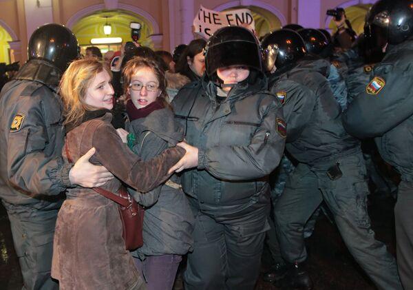 Siete días en fotos. 3-9 de diciembre de 2011 - Sputnik Mundo