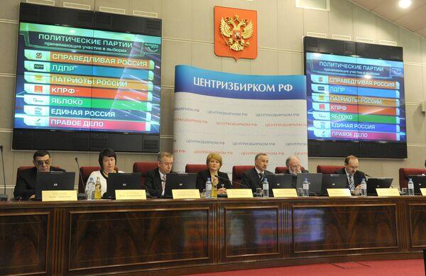 Partido oficialista Rusia Unida recibirá 238 escaños en la Duma de Estado - Sputnik Mundo