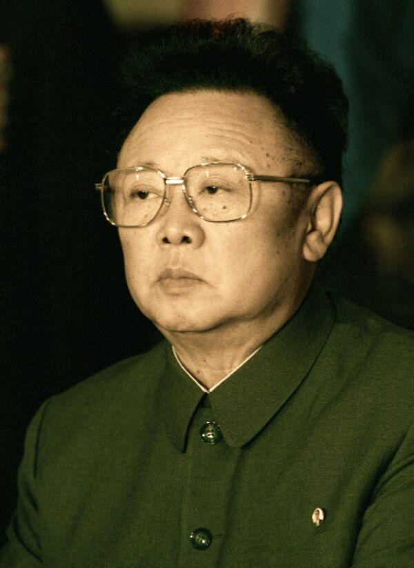 Kim Jong-il - Sputnik Mundo