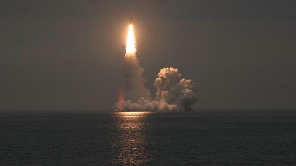 Пуск Булавы - Sputnik Mundo
