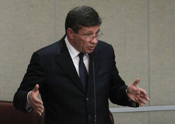 Vladímir Popovkin - Sputnik Mundo