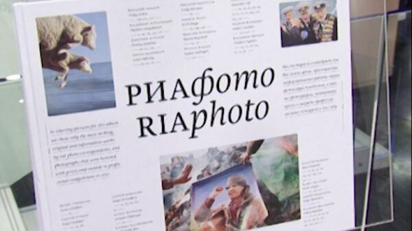 La agencia RIA Novosti cuenta los 70 años de su historia en exposición - Sputnik Mundo