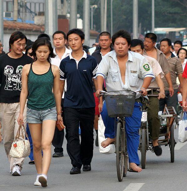 La población urbana en China por primera vez supera en número a los habitantes de las zonas rurales - Sputnik Mundo