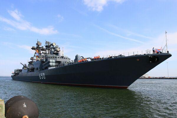 """Almirante Chabanenko"" - Sputnik Mundo"