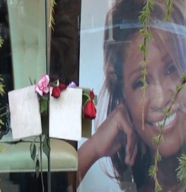 Admiradores y paisanos despiden a Whitney Houston  - Sputnik Mundo