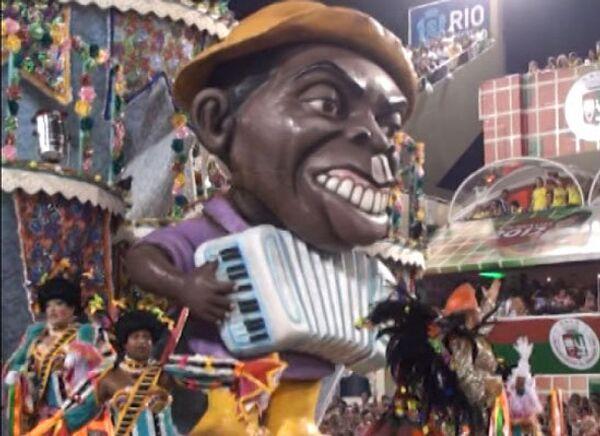 70 mil personas asisten al Carnaval de Río de Janeiro  - Sputnik Mundo