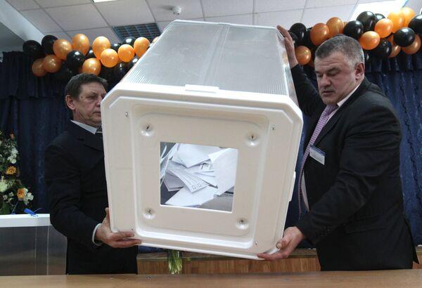 Moscovitas podrán dar sus votos a Napoleón  o Pedro I durante un ensayo de las presidenciales - Sputnik Mundo