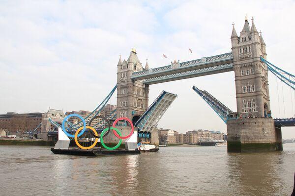 Juegos Olímpicos en Londres - Sputnik Mundo