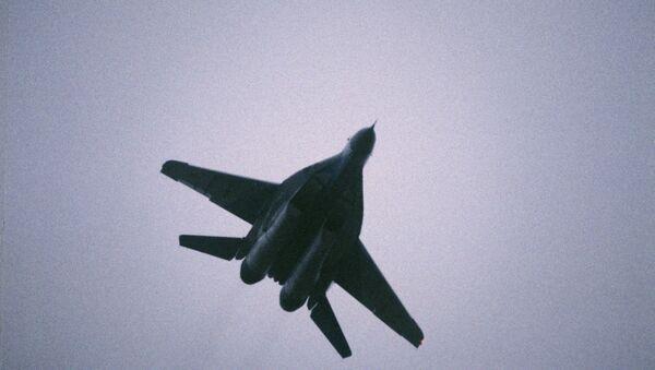 Самолет МиГ-29 - Sputnik Mundo