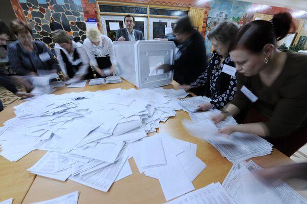 Internautas rusos aprueban entusiasmados la instalación de cámaras web en los colegios electorales - Sputnik Mundo