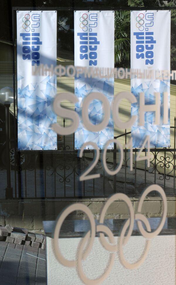 Rusia promete que no habrá disturbios durante los Juegos de Sochi - Sputnik Mundo