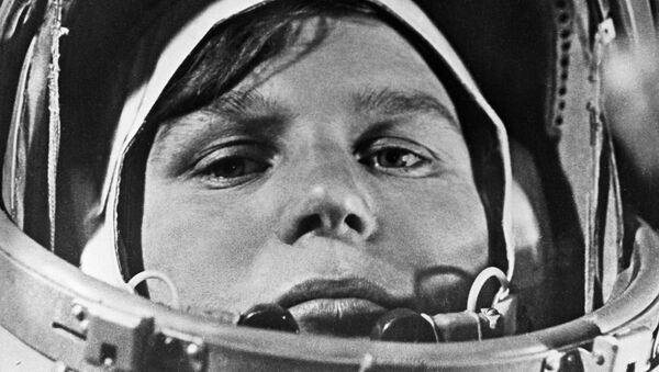 La extraña suerte de ser la primera mujer cosmonauta - Sputnik Mundo