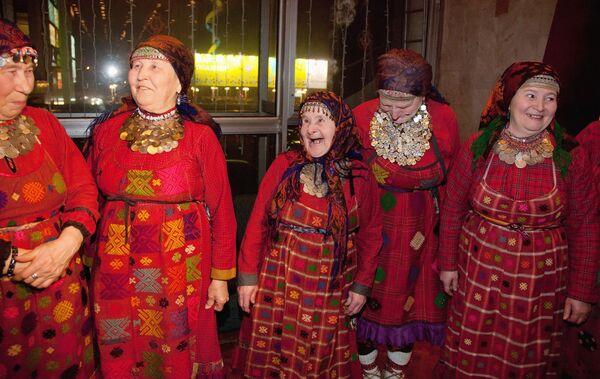 Conjunto folklórico de abuelas representará a Rusia en Eurovisión - Sputnik Mundo