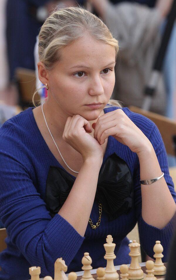 Valentina Gúnina - Sputnik Mundo