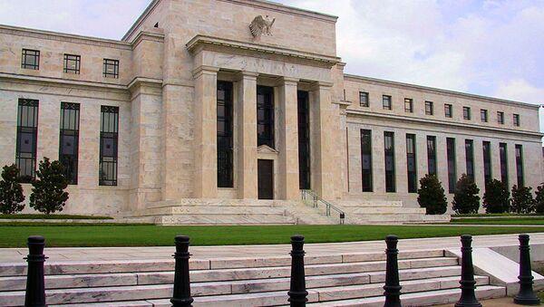 La Reserva Federal de EEUU (Fed) - Sputnik Mundo