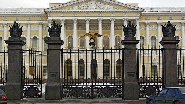 Museo Ruso en San Petersburgo - Sputnik Mundo