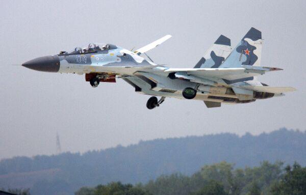 Caza Su-30MK - Sputnik Mundo