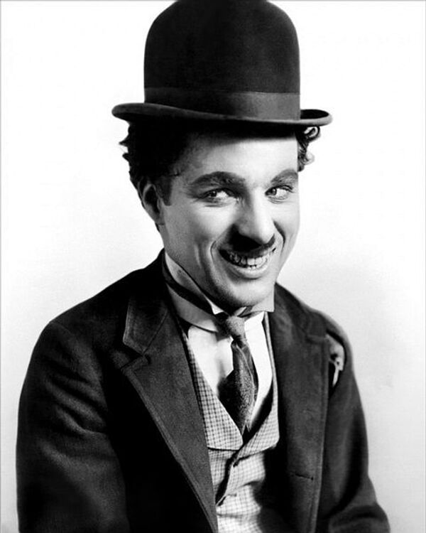 Charlie Chaplin  - Sputnik Mundo