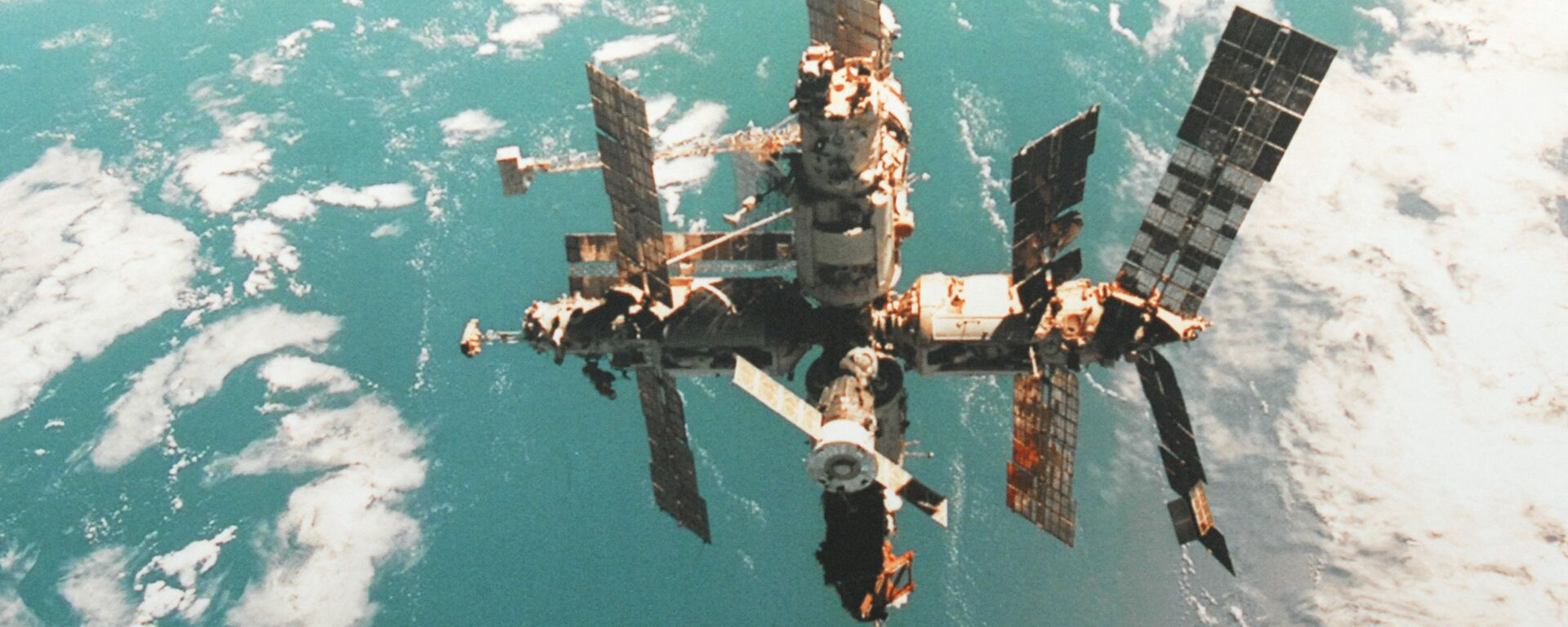 La estación orbital Mir - Sputnik Mundo, 1920, 23.03.2021