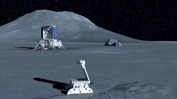 Robot ruso explora la Luna - Sputnik Mundo