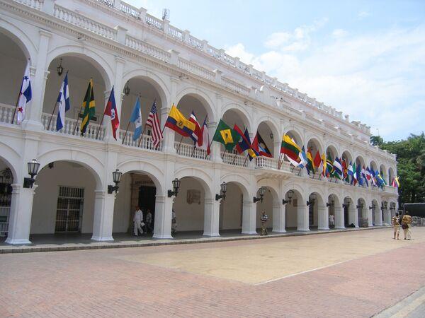 VI Cumbre de las Américas en Cartagena de Indias. Archivo - Sputnik Mundo