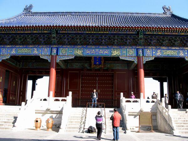 El Templo del Cielo de China - Sputnik Mundo