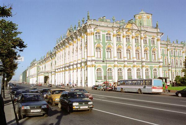 El Museo Hermitage de San Petersburgo celebrará el Día del Gato cada 21 de abril - Sputnik Mundo