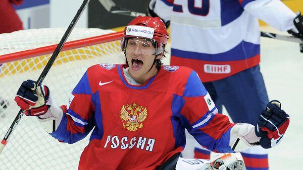 Хоккей. Чемпионат мира. Финальный матч. Россия-Словакия - Sputnik Mundo