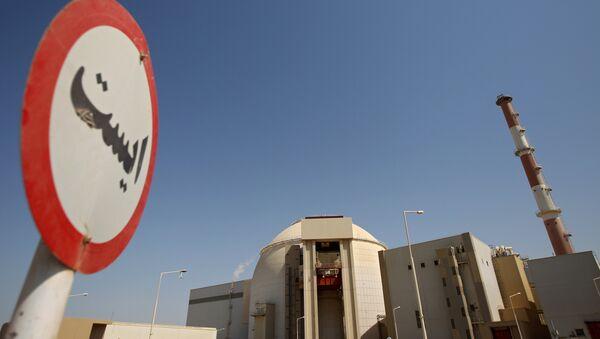Central nuclear iraní Bushehr - Sputnik Mundo