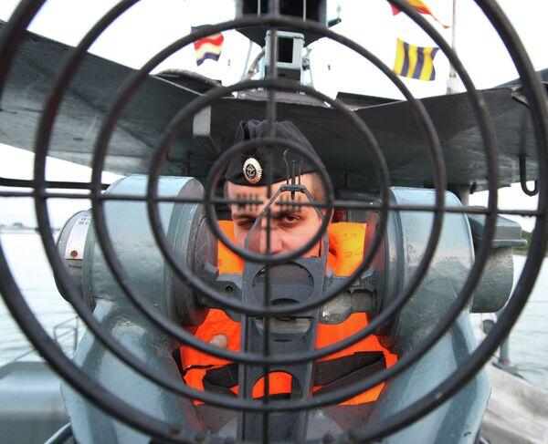 Rusia y Francia realizan ejercicios navales conjuntos en el Báltico - Sputnik Mundo