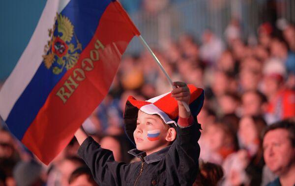 El orgullo nacional desconcierta a los rusos, según sondeo - Sputnik Mundo