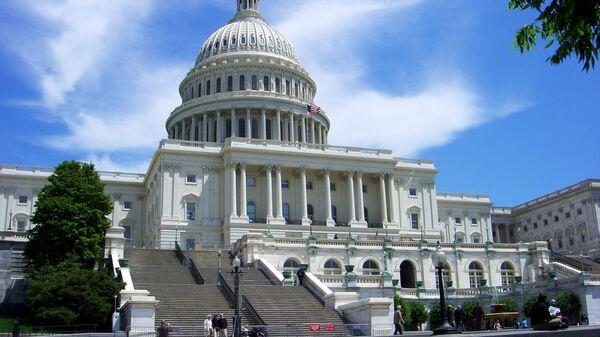 Senado de EEUU - Sputnik Mundo
