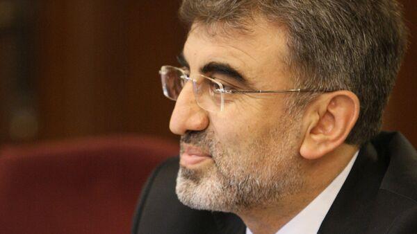 Taner Yildiz, ministro de Energía de Turquía - Sputnik Mundo