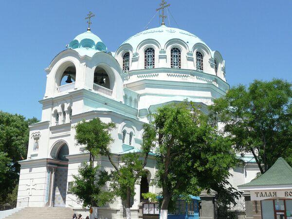 Fotoviaje a la ciudad ucraniana de Eupatoria - Sputnik Mundo